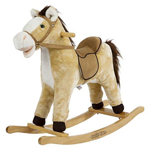 Rockin' Rider Derby Rocking Horse Ride on