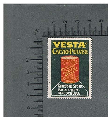 Vesta - Cacao-Pulver