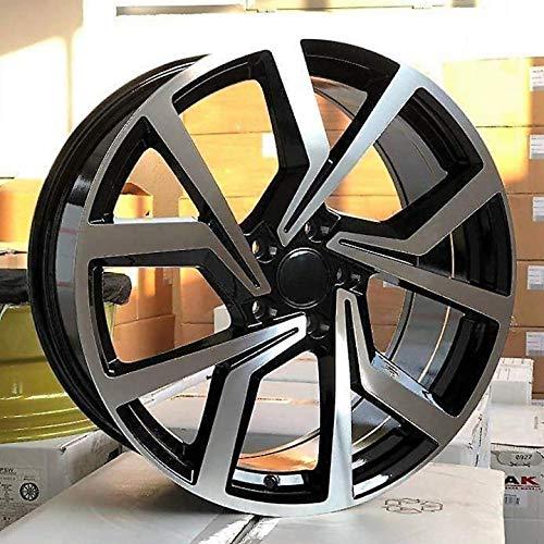 Carbonado LLANTA 5x112 Mod. R Line 17 Pulgadas Negro Pulido