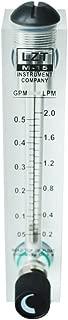 Nxtop 0.05-0.5GPM 0.2-2LMP Tubig Liquid Daloy ng Metro Flowmeter 1/2 PT Thread