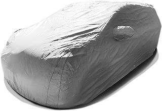 CarsCover Custom Fit 2008-2019 Dodge Grand Caravan Mini Van Car Cover Heavy Duty All Weatherproof Ultrashield Minivan Covers