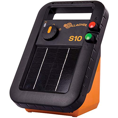 Gallagher S10 Solar Electric Fence Charger |...