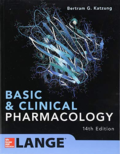 Compare Textbook Prices for Basic and Clinical Pharmacology 14 Edition ISBN 9781259641152 by Katzung, Bertram