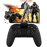 Android Game Controller, Joso Wireless Bluetooth Mobile Gaming Mapping Joystick for COD PUBG Fornite & More FPS Shooting Fighting Racing Games, Support Android 5.0+ Phone Tablet & Bluetooth Smart TV