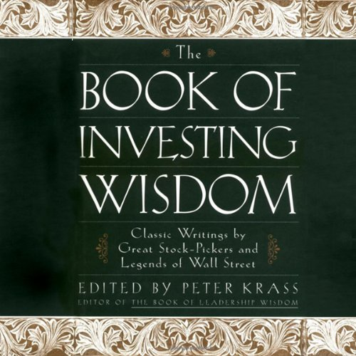 The Book of Investing Wisdom Titelbild