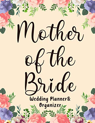 Mother of the Bride Wedding Planner & Organizer: Persona