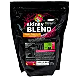 Skinny Blend - Best Tasting Protein Shake for Women - Slim Down Fast Weight Loss Shakes - Meal Replacement - Low Carb Breakfast - Diet Supplement - Appetite Suppressant - 30 Shakes - Creamy Cappuccino