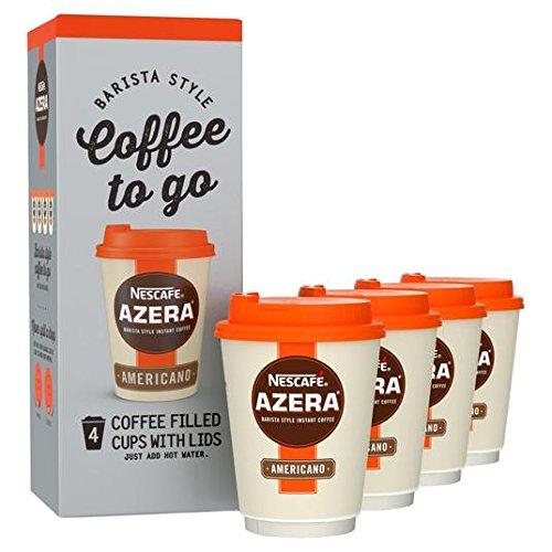 Azera Nescafé To Go Americano 4 x 1 por paquete