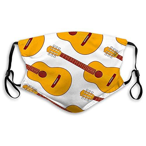 Einstellbare und austauschbare Außenabdeckung Akustikgitarrenmuster-Gitarren Perfekte, komfortable Abdeckungen
