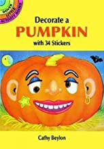 Decorate a Pumpkin With 34 Stickers (Dover Little Activity Books Stickers) PDF