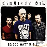 Songtexte von Midnight Oil - 20,000 Watt R.S.L.