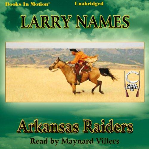 Arkansas Raiders cover art