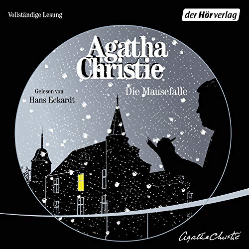 Die Mausefalle                   Written by:                                                                                                                                 Agatha Christie                               Narrated by:                                                                                                                                 Hans Eckardt                      Length: 2 hrs and 45 mins     Not rated yet     Overall 0.0
