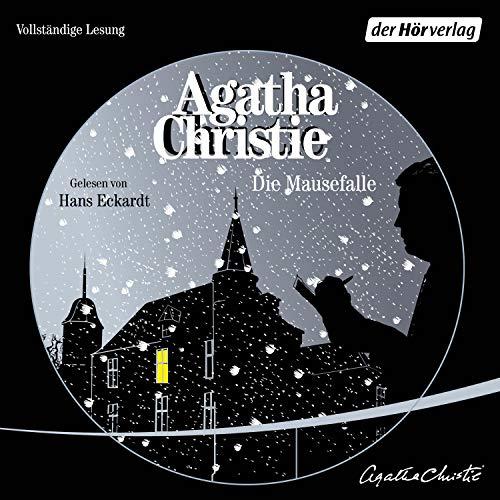 Die Mausefalle audiobook cover art