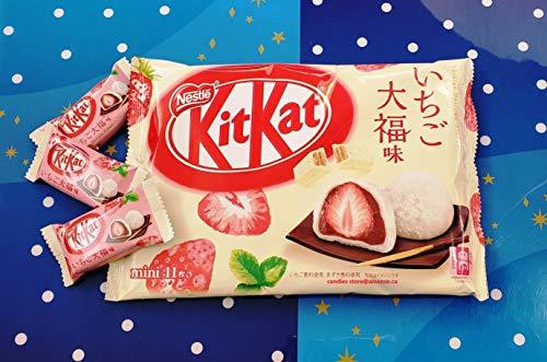 キットカット ミニ いちご大福味 11枚