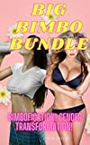 BIG BIMBO BUNDLE: BIMBOFICATION! GENDER TRANSFORMATION! (English Edition)