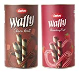Pack of 2 Flavoured cream Flavour: Chocolate and Strawberry