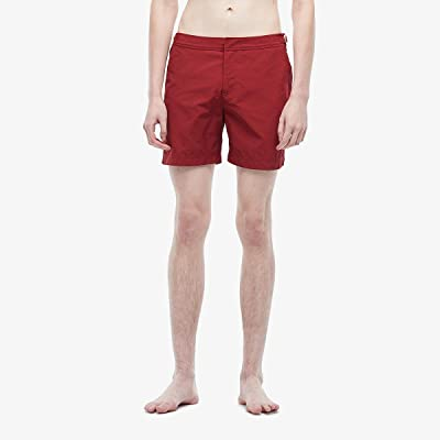 Orlebar Brown Bulldog Swim Trunk (Mulberry) Men
