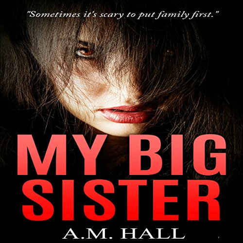 My Big Sister audiobook cover art