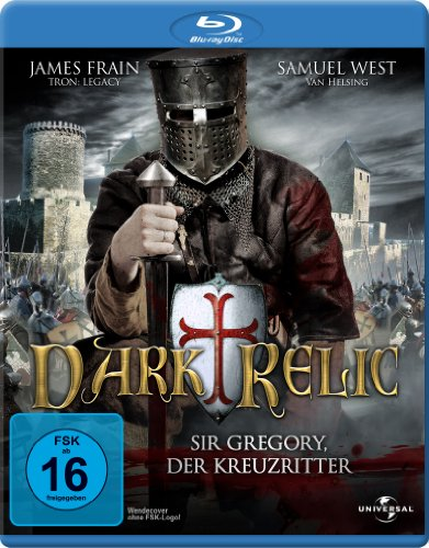 Dark Relic - Sir Gregory, der Kreuzritter [Blu-ray]