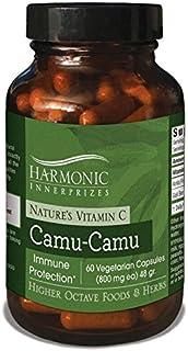 Harmonic Innerprizes Camu-Camu 60 Veggie Caps