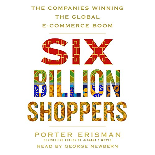 Six Billion Shoppers audiobook cover art