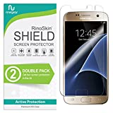 (2-Pack) RinoGear Screen Protector for Samsung...
