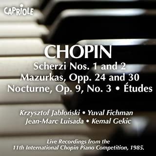 Mazurka No. 15 in C Major, Op. 24, No. 2