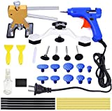 ARISD 32Pcs Auto Body Paintless Dent Removal Tools Kit Glue Gun Dent Lifter Bridge Puller...