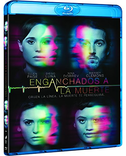 Enganchados A La Muerte Blu-ray