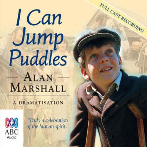 I Can Jump Puddles audiobook cover art