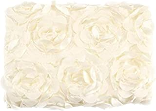 Vemonllas Newborn Baby Photography Blanket Rose Soft Baby Photo Backdrop Cloth for Boys Girls