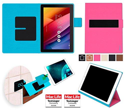 reboon Hülle für Asus Zenpad 10 Z300M Tasche Cover Case Bumper | in Pink | Testsieger