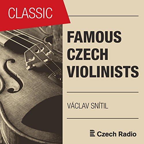 Václav Snítil,   Zorka Zichová , Josef Hála, Stanislav Apolín, Prague Radio Symphony Orchestra, Henryk Szeryng, Beno Blachut & Prague Chamber Orchestra