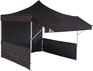 Palm Springs Farmers Market Stall Pop Up Tent Canopy – Great for Events, Shows & More! Come with 10x10 Gazebo Flooring