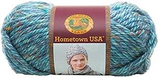 Lion Brand Yarn Hometown USA Yarn, Key Largo Tweed by Lion Brand Yarn