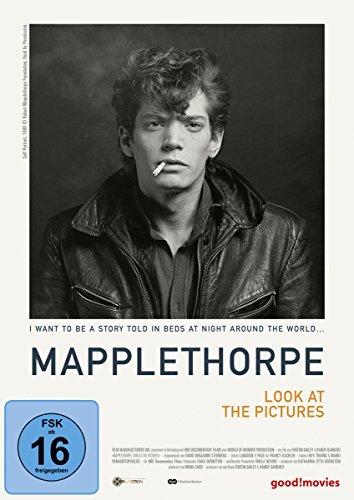 Mapplethorpe: Look at the Pictures (OmU)