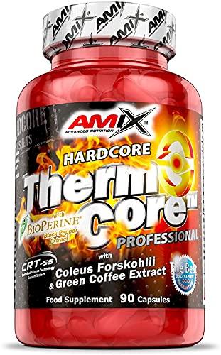 AMIX - Quemador de Grasa - Thermocore - 90...