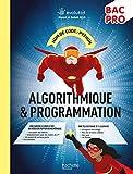 Nom de code : Python - Cahier d'algorithmique et de programmation Python Bac Pro - Éd. 2021