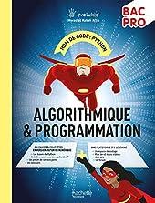 Nom de code - Python - Cahier d'algorithmique et de programmation Python Bac Pro - Éd. 2021 de Morad Attik