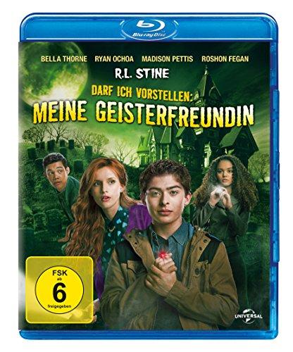 R.L.STINE-DARF ICH VORSTE - MO [Blu-ray]