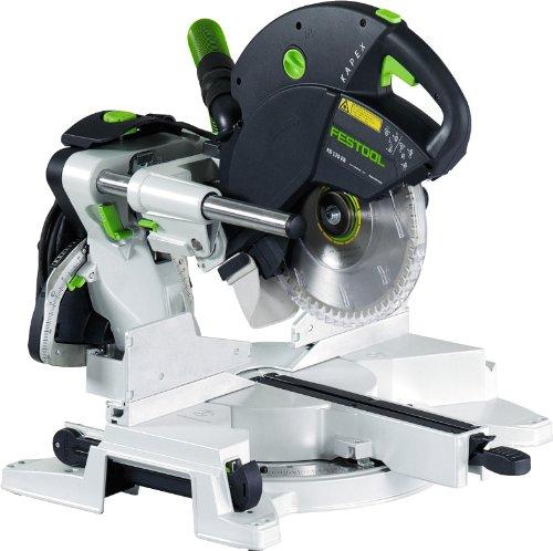Festool KS 120 EB GB Sliding Compound Mitre Saw with Laser, 240 V