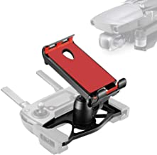 Techfection Mavic Tablet Mount Holde Aluminum-Alloy Foldable Tablet 4-12 Inchs Stand Holder Extender with Lanyard for DJI Mavic 2/Mavic Pro/Mavic Air/Spark Upgrade Accessories