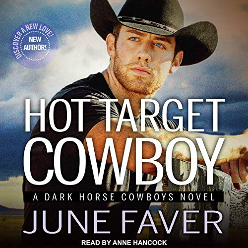 Hot Target Cowboy Audiobook By June Faver cover art