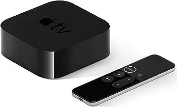 Apple TV 64GB (4th Generation) - Black (Renewed)