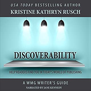 Discoverability audiobook cover art