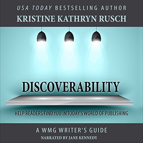 Discoverability cover art