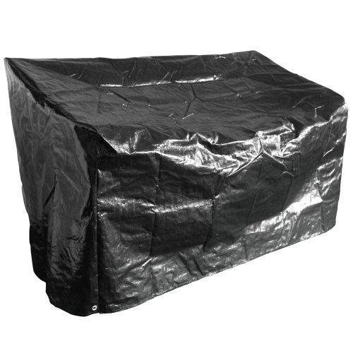 MIADOMODO, Copertura per panchina da Giardino, 125x 56x 74cm