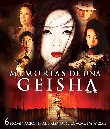 Memorias de Una Geisha [Blu-ray]