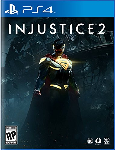 PS4 INJUSTICE 2 (US)